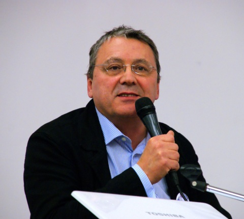 Jacques Nikonoff, Sprecher der MPEP
