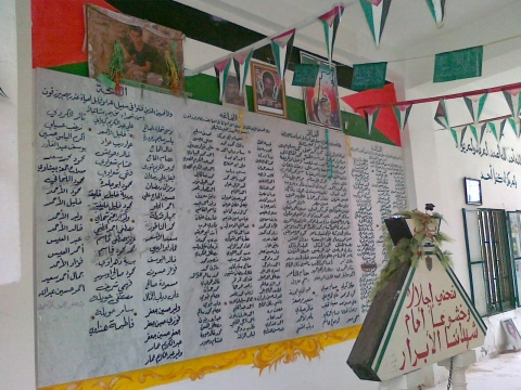 Martyr memorial in Beirut