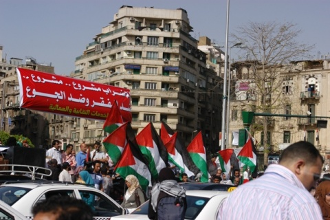 Palestine and the social question