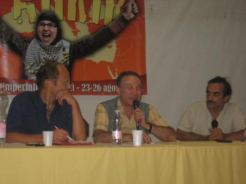 Haytham Manna (c), National Co-ordination Body for Democratic Change, Syria
