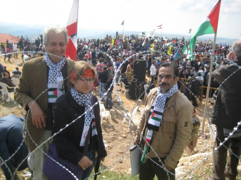 Attia Rajab (Germany), Daniela da Marco, Moreno Pasquinelli (both Italy)