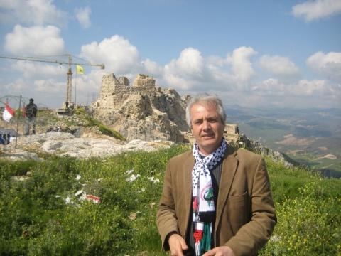 Attia Rajab, Palestine Committee Stuttgart