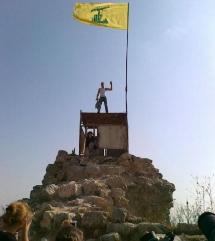 Shqeif was defended by the resistance
