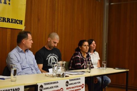 Sengül (2. v r), Angeklagte: Anatolische Föderation ist politisch-kultureller Verein