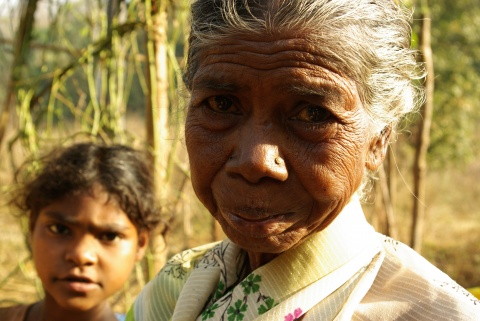 According to local Adivasis' own estimate life expectancy is little above 40.