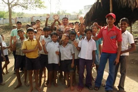 Schooling is not in Adivasi languages.