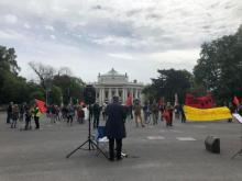 1. Mai, Rathausplatz Wien