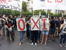 """No"" to austerity in the Greek referendum"