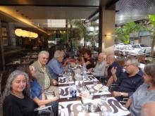 Delegation: Campell (...), Gabriel, Pissias, Reymann, Vera (...), Bendana, Fanon