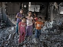 Kinder in Gaza
