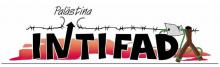 Logo Zeitschrift Intifada