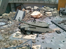 Hezbollah victory exposition in Mlita