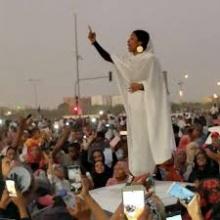 Alaa Salah, Ikone der sudanesischen Revolution