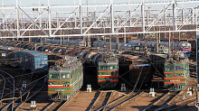 Belarus rail