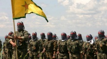 YPG Syrian Kurdish militia